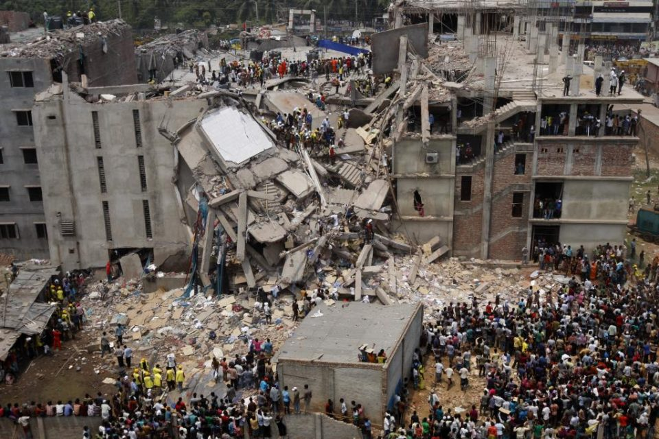 Rana Plaza collapse FI
